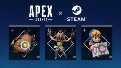 Apex Legends steam release