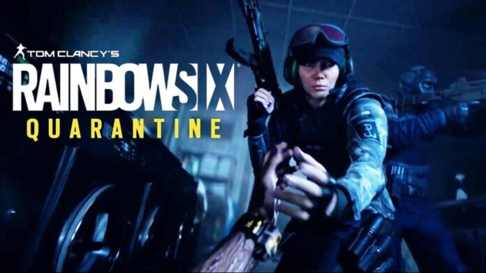 rainbow six quarantine game details leak