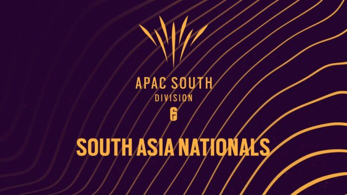 rainbow six south asia nationals