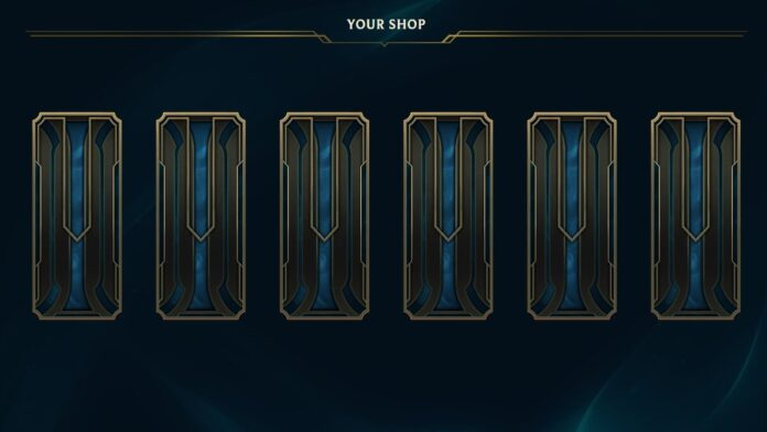 league your shop
