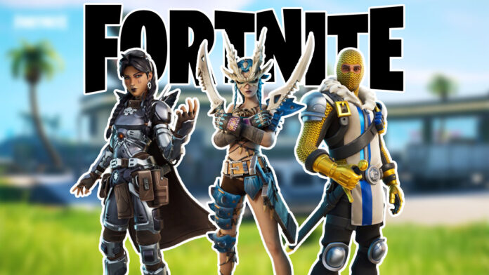Fortnite v16.30 new skins and cosmetics