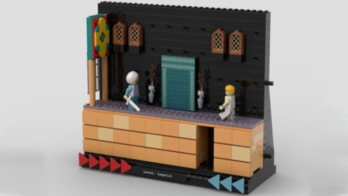 Prince of Persia could get a LEGO treatment