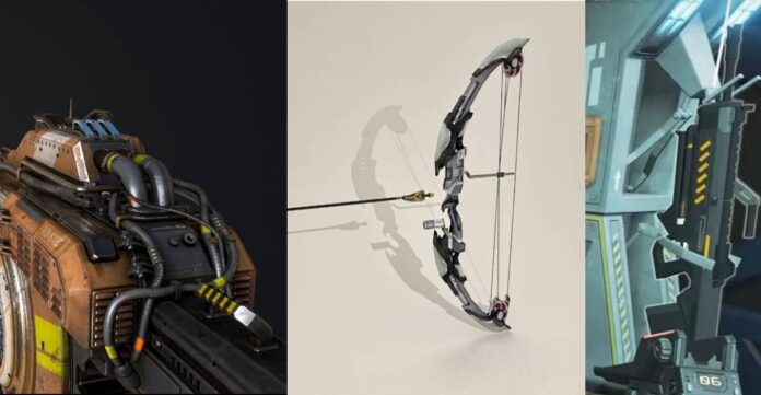 Apex upcoming weapons