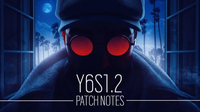 R6 Y6S1.2 full Patch notes