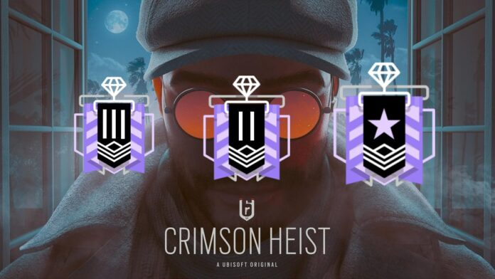 siege new diamond ranks