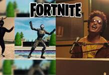 Fortnite Bruno Mars Emote Revealed