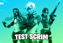 Fortnite announced Test Open and Aura Scrim for EU