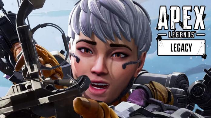 Apex Legends Legacy weapon changes