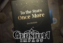 Genshin Impact to the stars once again web event