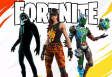 Fortnite v16.20 new skins and cosmetics