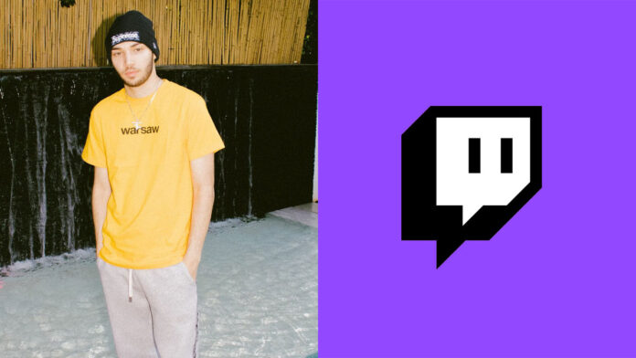 Twitch bans Adin Ross