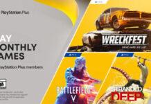 PlayStation Plus games May 2021