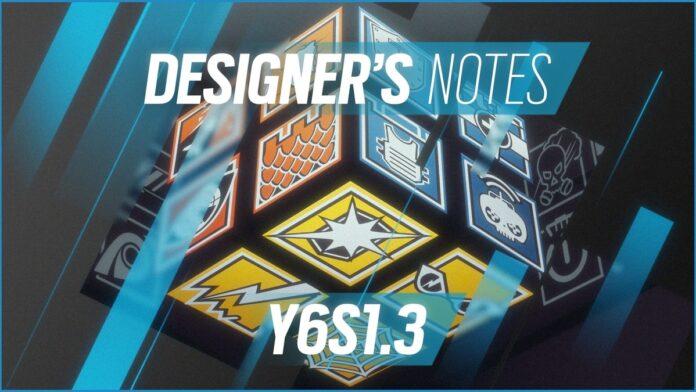 siege designer's notes y6s1.3
