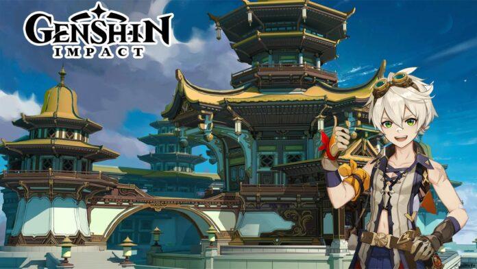 Genshin Impact 1.5 housing system achievement list