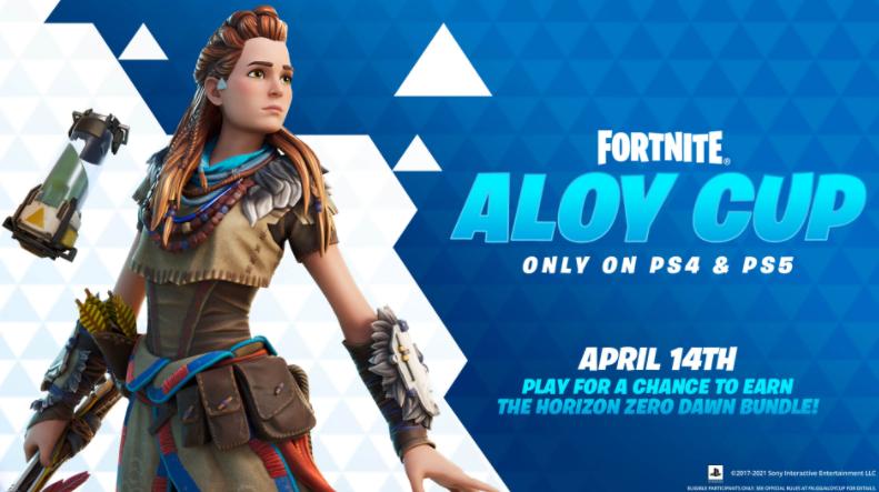 Fortnite Alloy Cup Details
