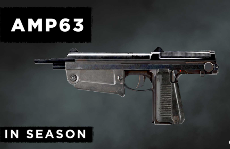AMP63: Pistol