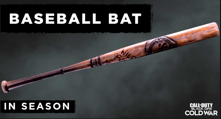 Baseball Bat: Melee