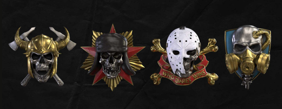 Call of Duty Season 3 Prestige Emblems