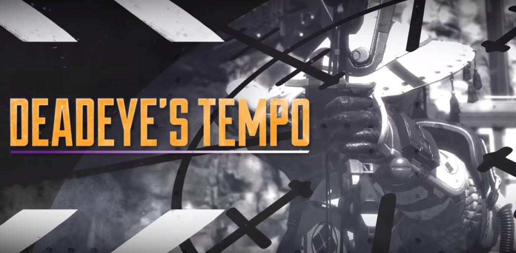 Apex Legends Legacy New Hop-up Deadeye's Tempo