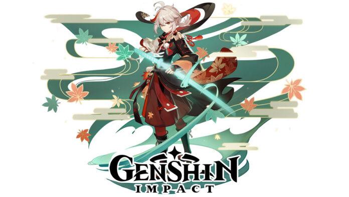 Genshin Impact upcoming character Kazuha