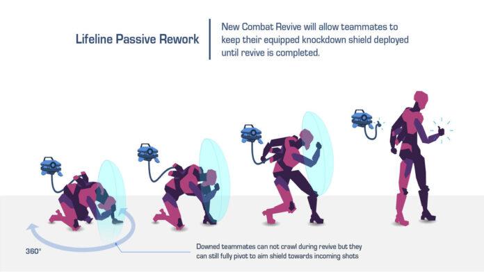 Lifeline passive fix