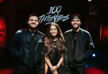 Valkyrae CouRageJD 100 Thieves