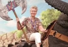 Skyrim Grandma follower