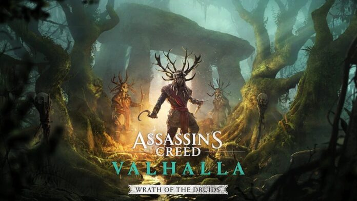 All items coming to Assassin's Creed Valhalla's DLC: Wrath of the Druids leaked