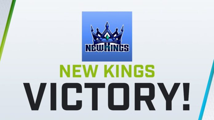 New Kings win
