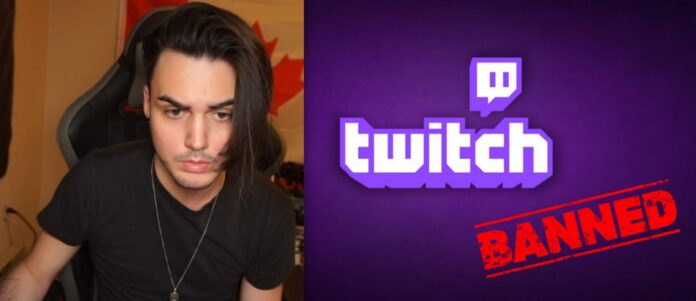 iNSUPERABLE banned from Twitch for body-shaming streamer