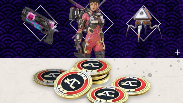 Apex legacy Pack Free Rewards