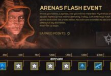 Apex Arenas Flash Event