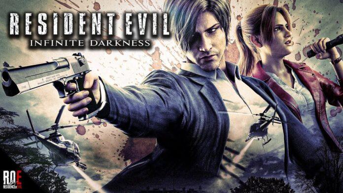 Resident Evil Anime Premiers on Netflix on July 8