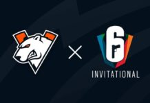 Virtus.Pro disqualified six invitational 2021