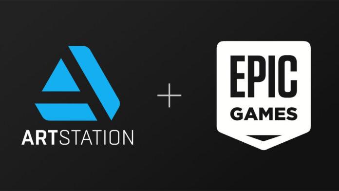 Epic games acquires Artstation