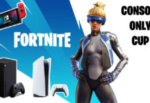 Fortnite CONSOLE CHAMPIONS CUP