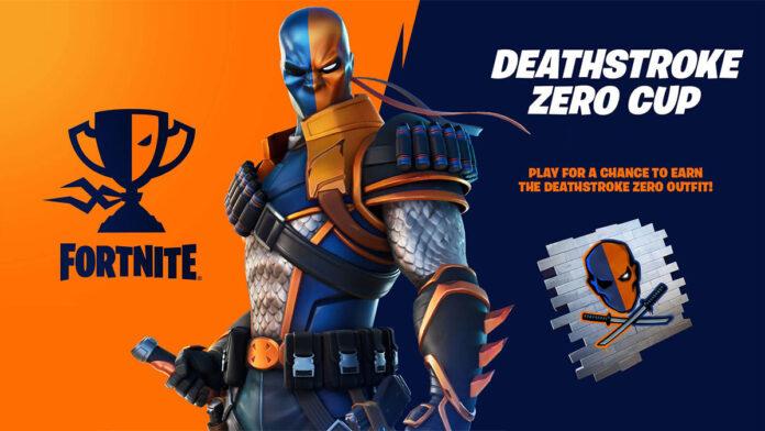 Fortnite Deathstroke Cup