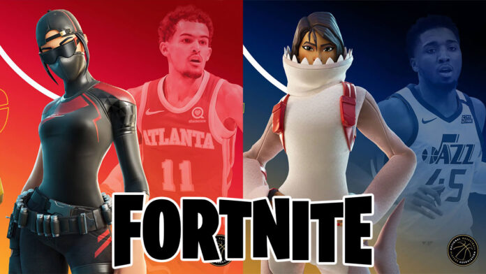 Fortnite NBA Locker Bundles