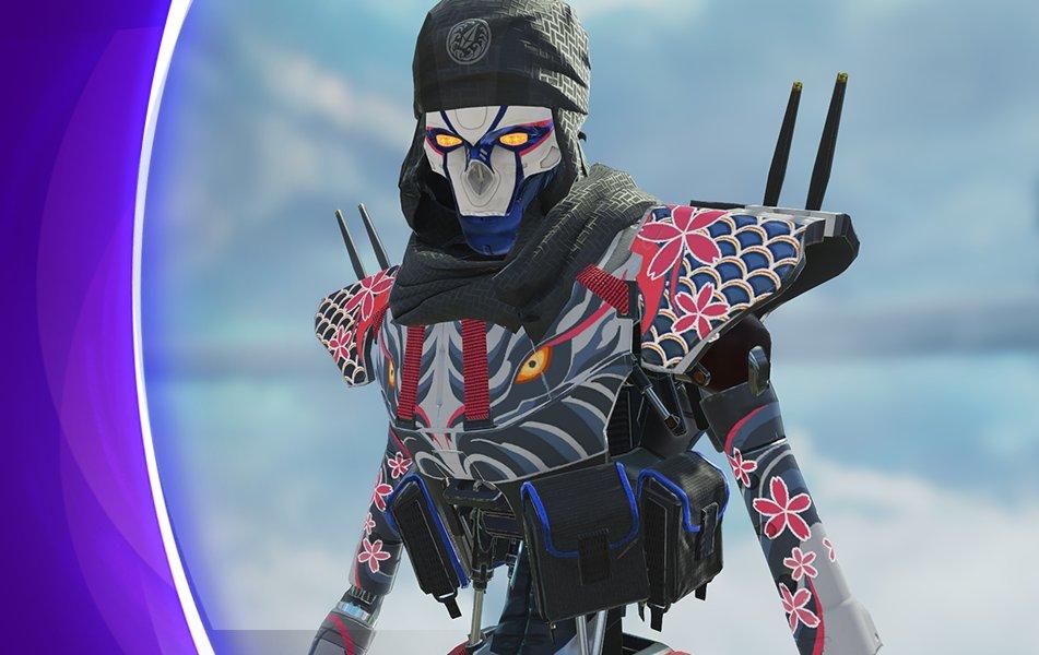 Revenant Prime gaming skin