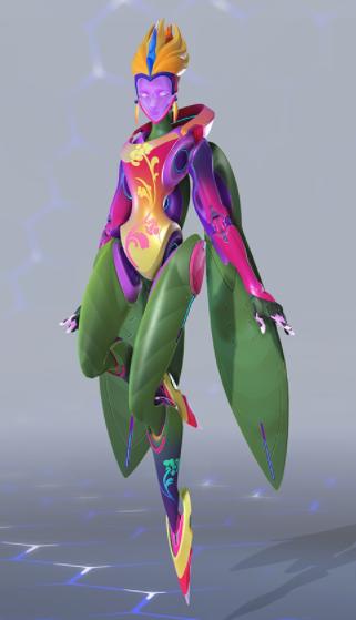 Bird of Paradise Echo Epic Skin