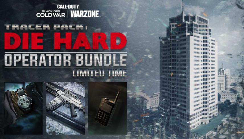 Call of Duty John MCclane Operator Bundle