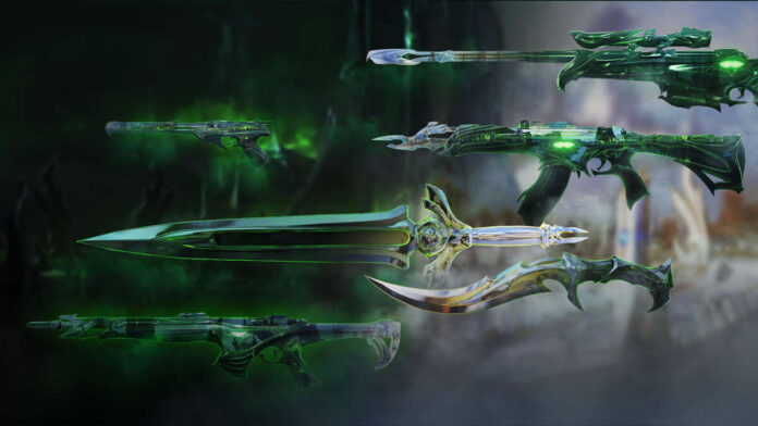 Tethered Realms skins