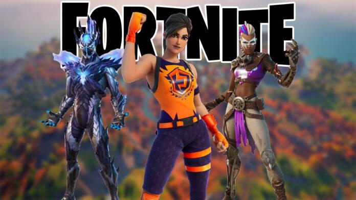 Fortnite 16.50 new skins