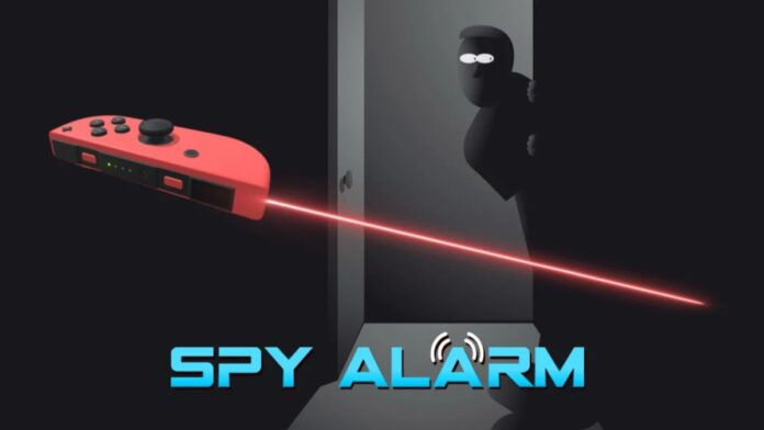 An infrared Spy Alarm is coming to Nintendo Switch