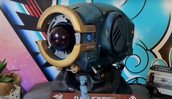 Apex fan made Pathfinder head