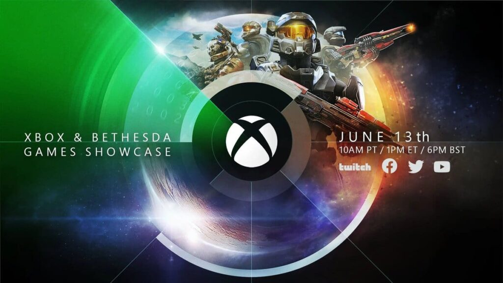 E3 2021 Schedule Guide Xbox and Bethesda