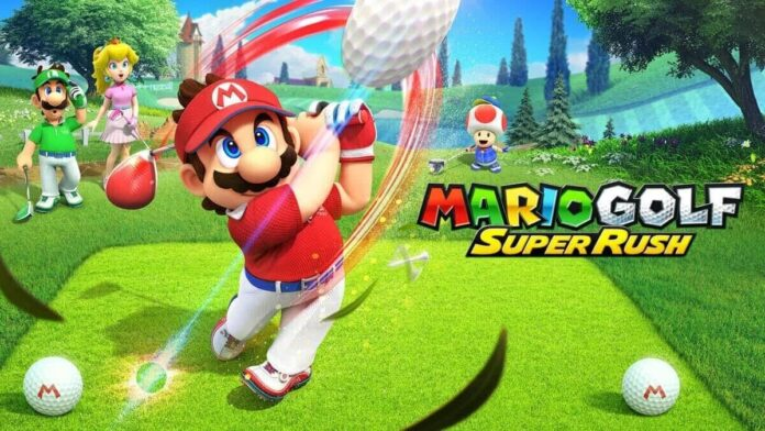 How to get Character Points in Mario Golf Guide