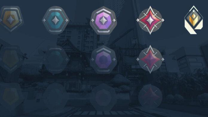 VALORANT 5-stack ranked