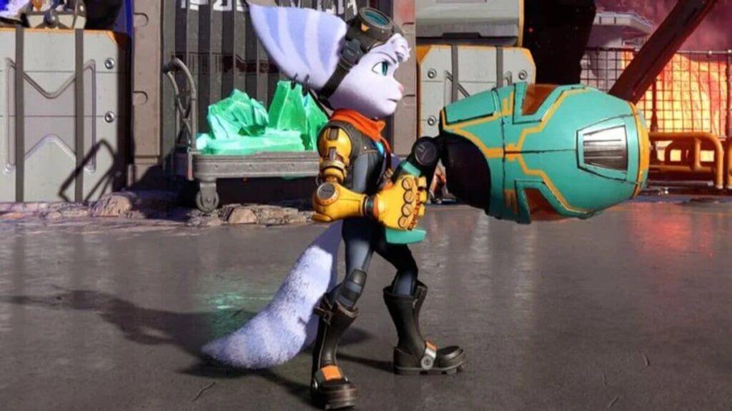 Ratchet & Clank: Rift Apart Guide: Ricochet