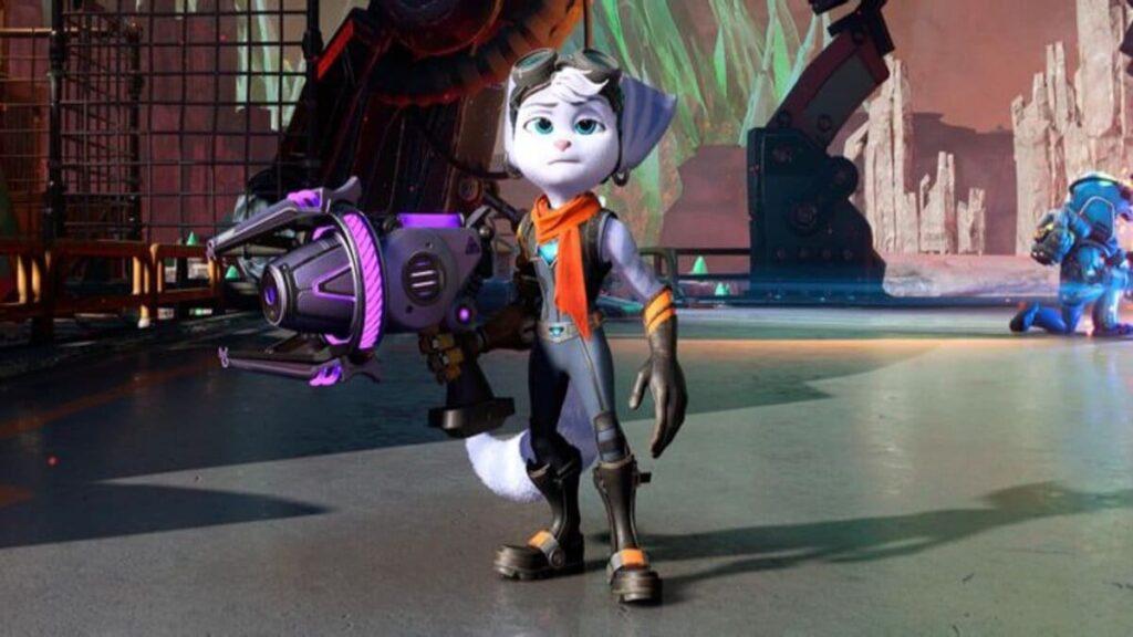 Ratchet & Clank: Rift Apart Guide: Lightning Rod